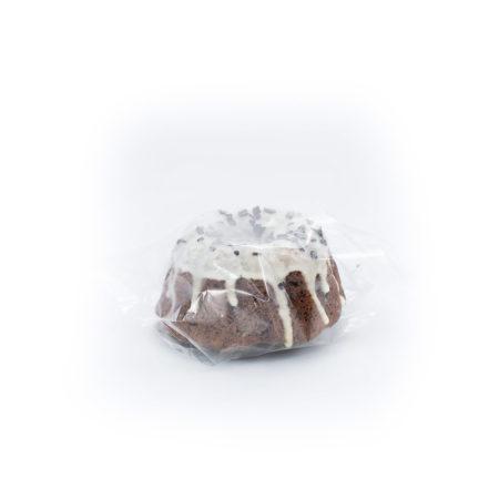 Babeczka Wielkanocna czekoladowa z białą czekoladą 120g