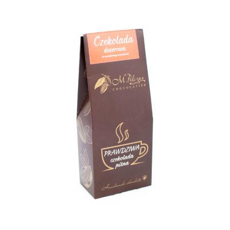 Prawdziwa czekolada pitna deserowa 200g