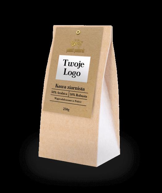 Kawa i herbata z Twoim logo lub kartką świąteczną
