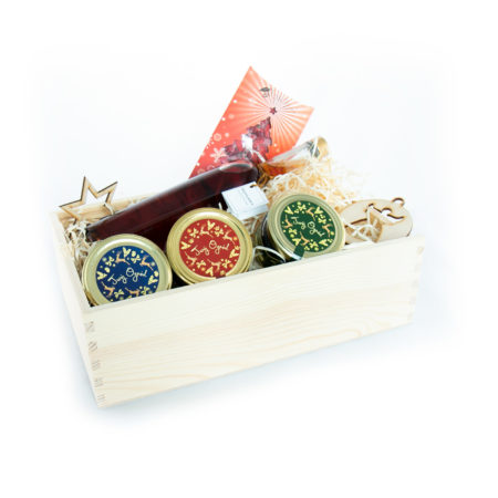 Świąteczny prezent - dla Grinch (z przepalanką)