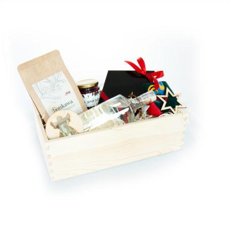 Świąteczny prezent - sam w domu (z przepalanką)